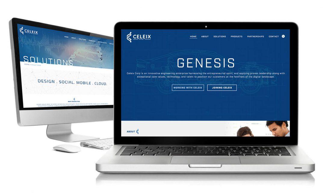 Celeix Engineering & Technology Website