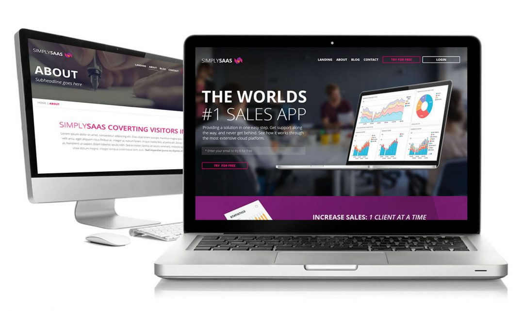 Simply SaaS A Marketplace Template