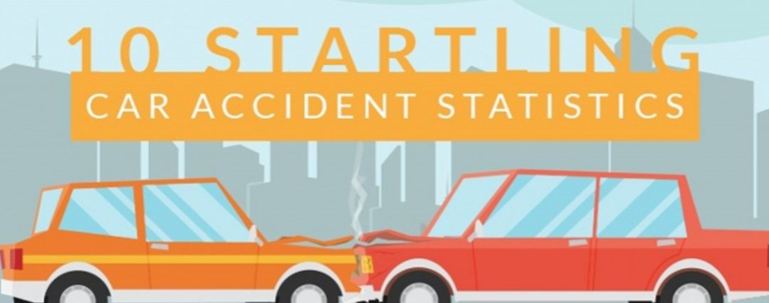 Infographic : 10 Startling Car Accident Stats