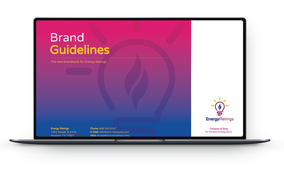 Brand Guidelines: TER